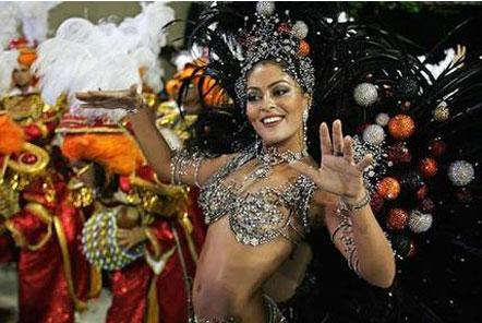 Samba and Folkloric Shor, Rio de Janeiro